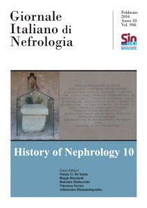History of Nephrology 10